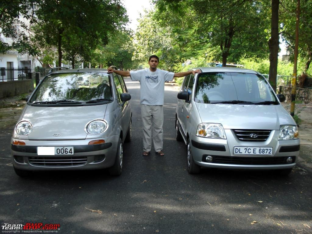 The Hyundai Santro - Page