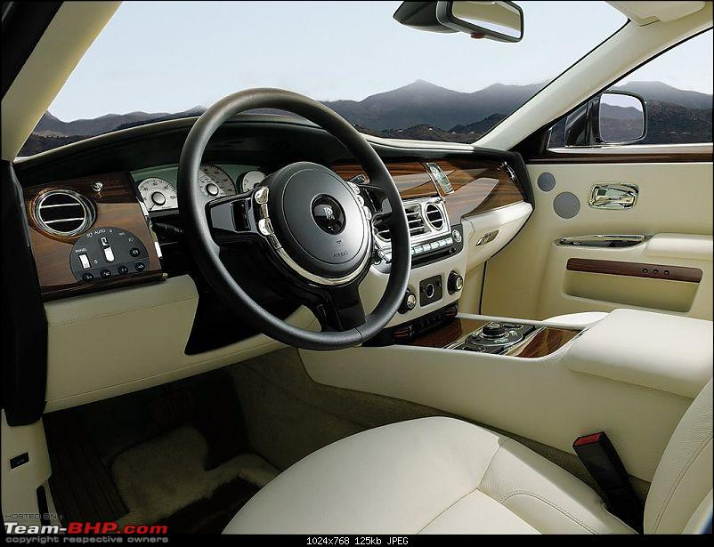Rolls Royce's 'Ghost' to haunt Indian roads on 4th Dec EDIT: Launched pics on Page 3-ghostfacia2.jpg