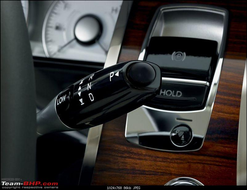 Rolls Royce's 'Ghost' to haunt Indian roads on 4th Dec EDIT: Launched pics on Page 3-ghostfacia_detail.jpg