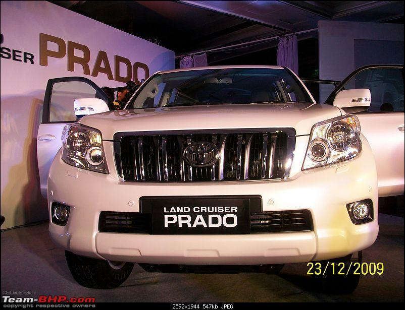 Toyota launches the Prado Diesel in India-100_2214.jpg