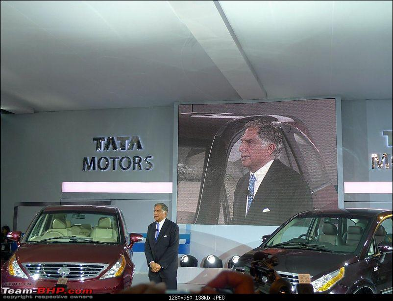 Pics: Tata Motors unveil the Aria (Indicruze) at the Auto Expo 2010. Video: Pg 52-04.jpg