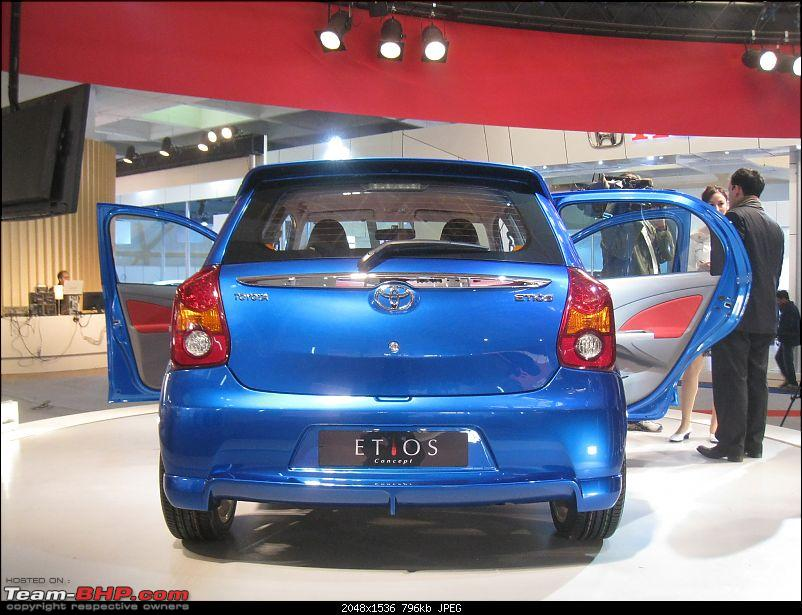Pics:Toyota unveils the Etios concept at the AE 2010. UPDATE: PRICES pg30!-img_2196.jpg