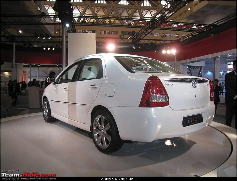 Pics:Toyota unveils the Etios concept at the AE 2010. UPDATE: PRICES pg30!-img_2209.jpg