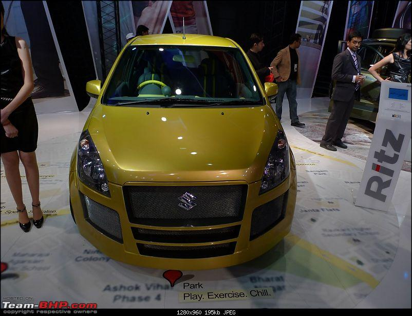 Maruti at the Auto Expo 2010!-p1030133.jpg