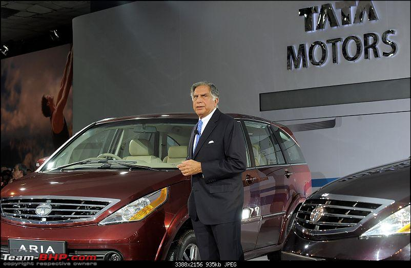 Pics: Tata Motors unveil the Aria (Indicruze) at the Auto Expo 2010. Video: Pg 52-6648330108.jpg