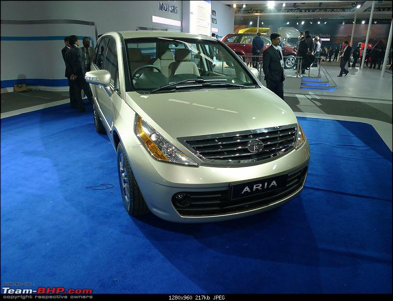 Pics: Tata Motors unveil the Aria (Indicruze) at the Auto Expo 2010. Video: Pg 52-001.jpg