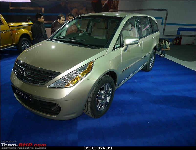 Pics: Tata Motors unveil the Aria (Indicruze) at the Auto Expo 2010. Video: Pg 52-002.jpg