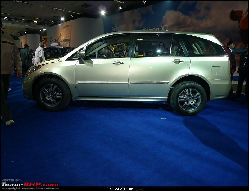 Pics: Tata Motors unveil the Aria (Indicruze) at the Auto Expo 2010. Video: Pg 52-004.jpg