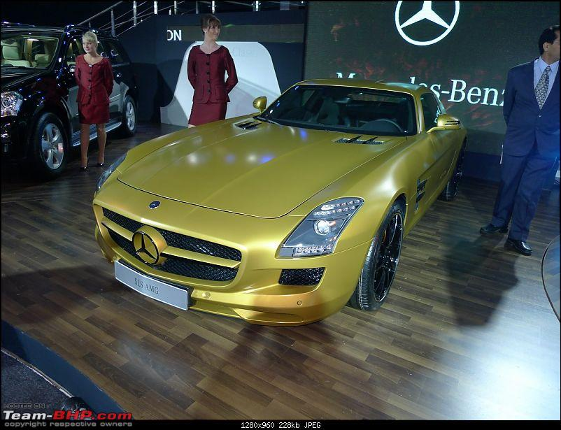 Mercedes Benz at the Auto Expo 2010-p1030249.jpg