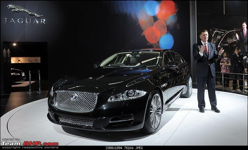 Jaguar and Land Rover at the Auto Expo 2010-6648750108.jpg