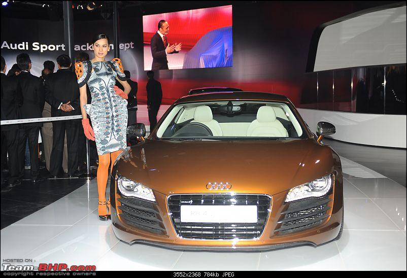 Audi at the Auto Expo 2010!-6277930109.jpg