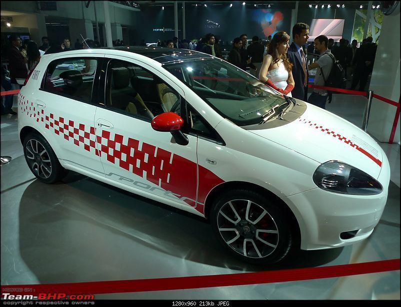 Fiat at the Auto Expo 2010-p1030920.jpg