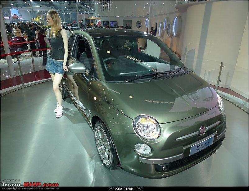 Fiat at the Auto Expo 2010-p1030931.jpg