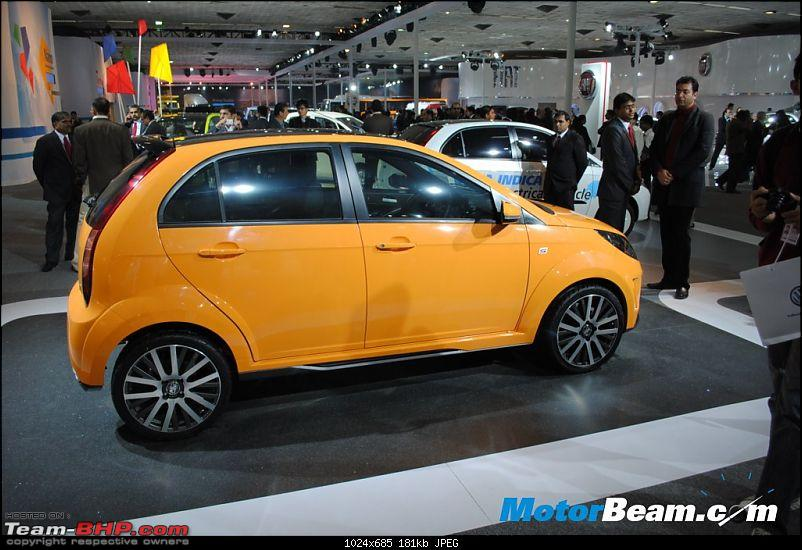 Tata Motors at the Auto Expo 2010-tata_indica_concept_s_side.jpg
