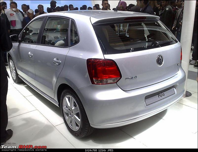 Volkswagen Polo specs. EDIT : 11,111,111th Polo rolls off in Pune (Pg. 18)-new-delhi-auto-expo-109-large.jpg