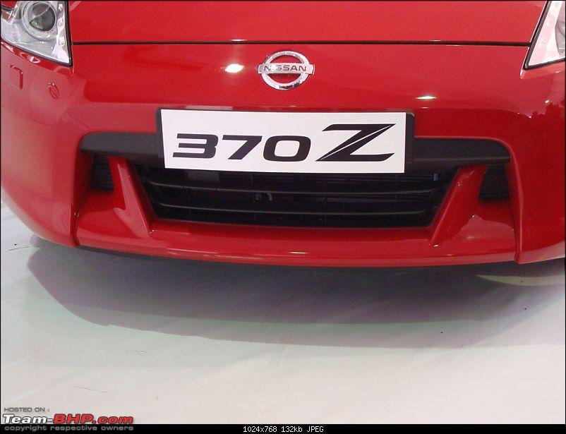 Report & Pics: Nissan 370Z launch in Mumbai + display in various cities-dsc03907.jpg