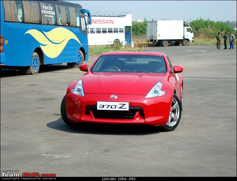 Report & Pics: Nissan 370Z launch in Mumbai + display in various cities-12-dsc03940.jpg