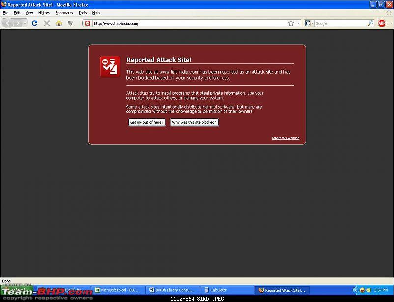 Fiat India website has a virus !!!-fiat.jpg