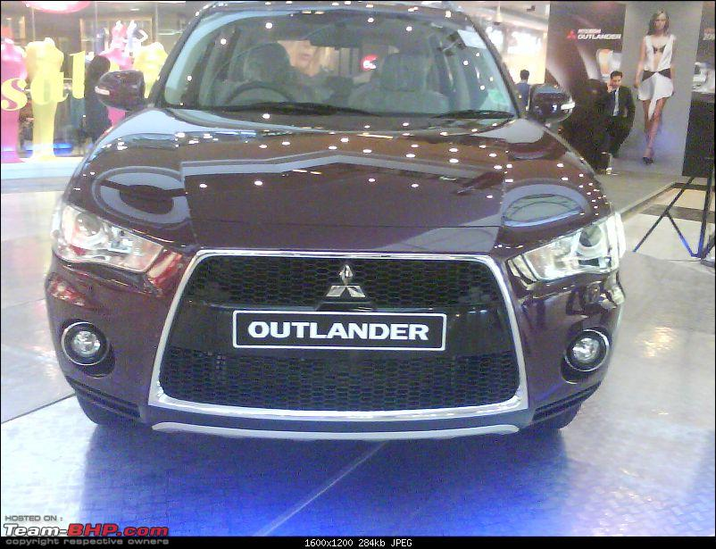 New 2010 Mitsubishi Outlander Facelift launched-dsc02106.jpg