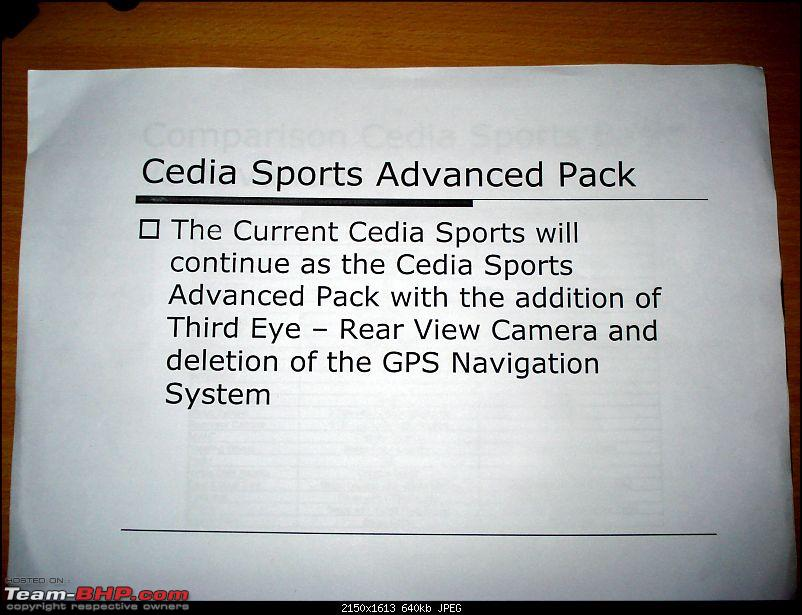 Cedia Spirit relaunched as cedia sports basic at Rs. 9,30,000-dsc03833.jpg