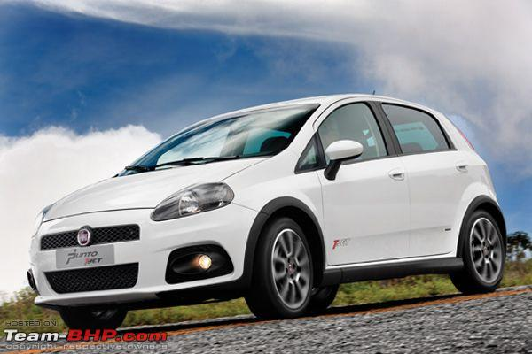 Fiat Punto T-Jet for me in