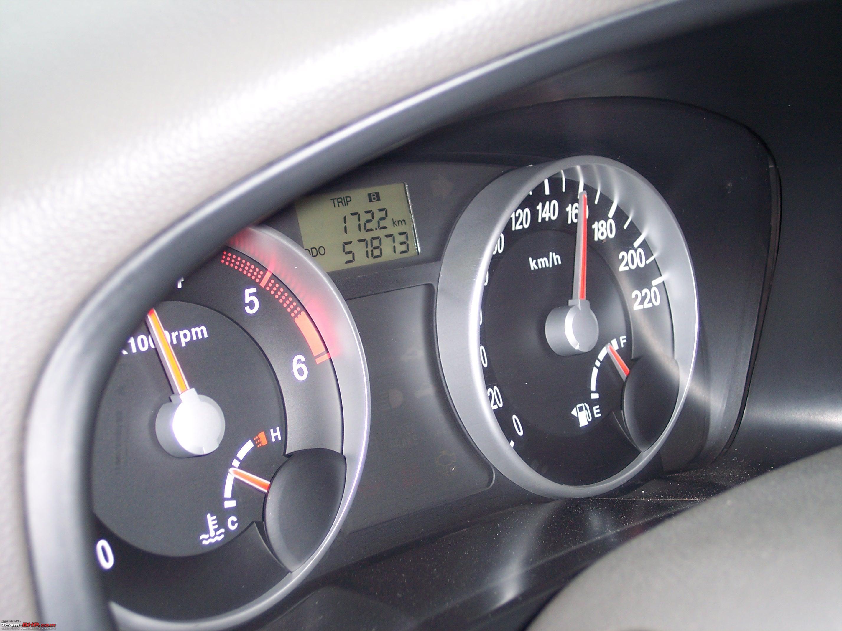 Hyundai Verna Crdi Is It An Unsafe Car Team Bhp