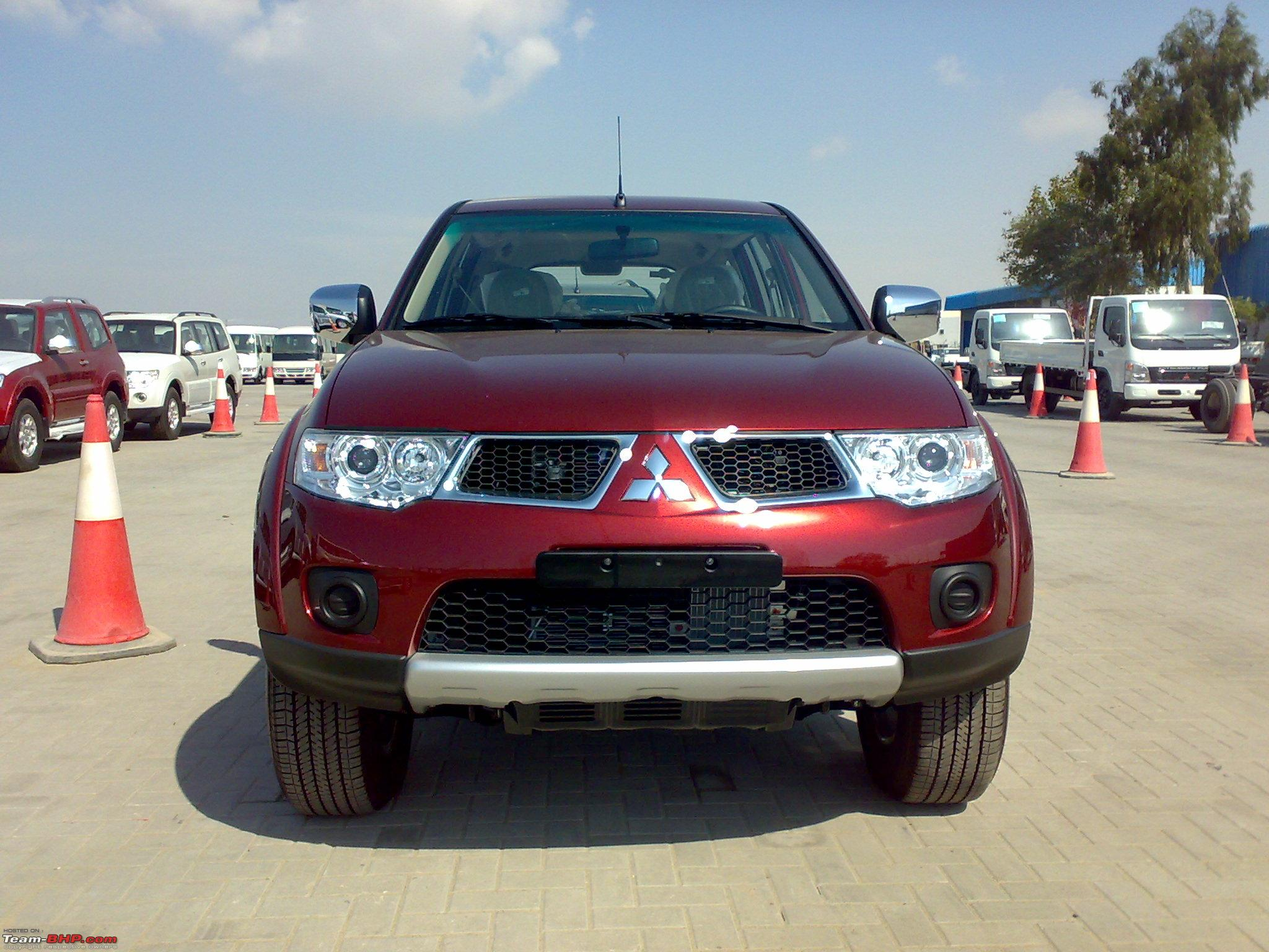 New Mitsubishi Pajero Sport Update Price Reduced To 22