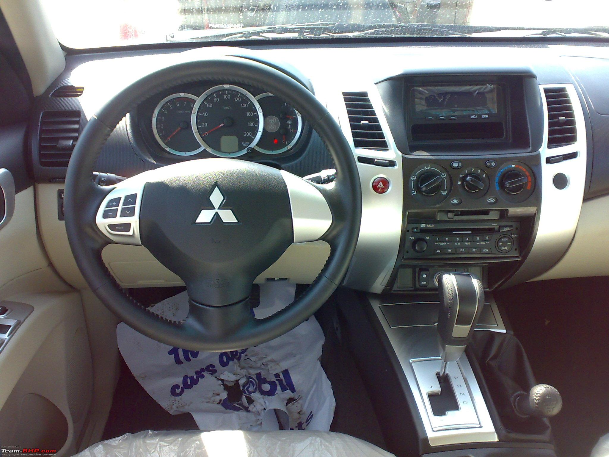 New Mitsubishi Pajero Sport! *UPDATE* Price reduced to 22 ...