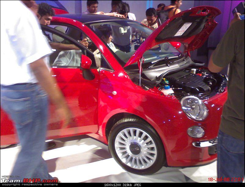Fiat 500 Launch- 18th July - Now Launched-dsc02461.jpg