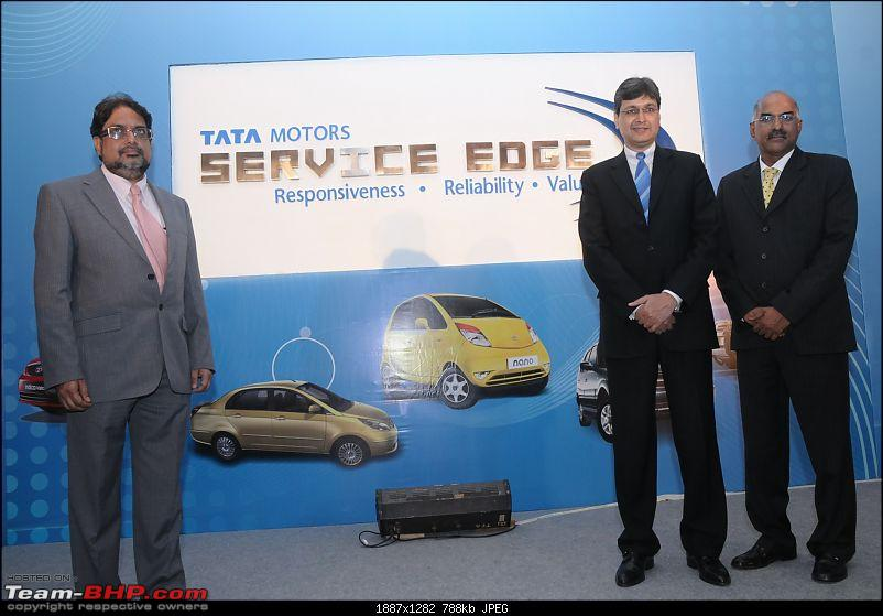 """Tata launches """"Service Edge"""" - A program targetted at individual / private car owners-service-edge-launch-pic-1.jpg"""