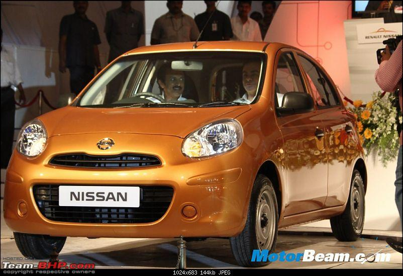 Unveiled: Nissan Micra - The brand's small car for India-new_nissan_micra_plant_inauguration.jpg