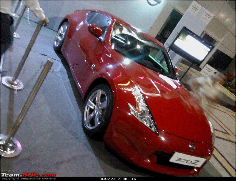 Report & Pics: Nissan 370Z launch in Mumbai + display in various cities-dsc00061.jpg