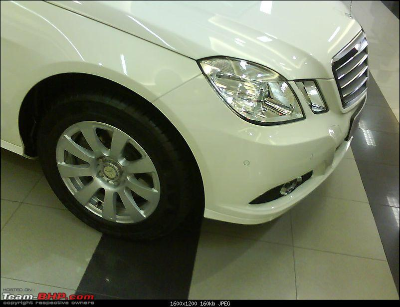 Mercedes Benz launches E 250 CDI classic priced at Rs. 40,20,000 (ex-Delhi)-dsc02629.jpg