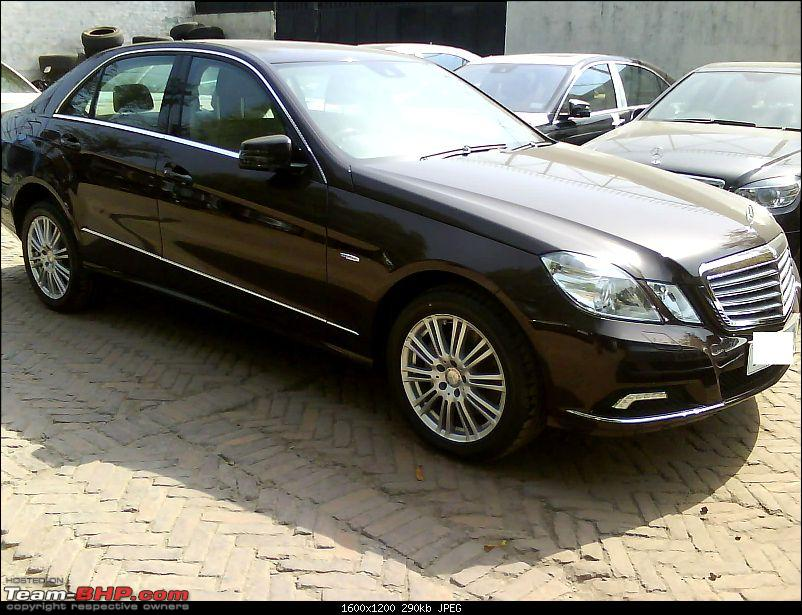 Mercedes Benz launches E 250 CDI classic priced at Rs. 40,20,000 (ex-Delhi)-dsc02651.jpg