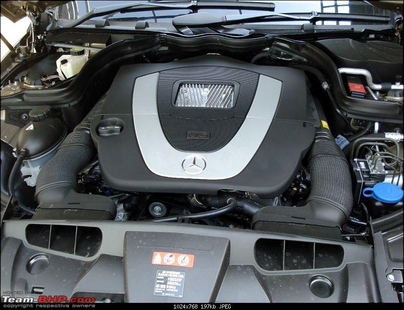 Pics and Report: Mercedes Benz E Coupe launch in Mumbai-39.jpg
