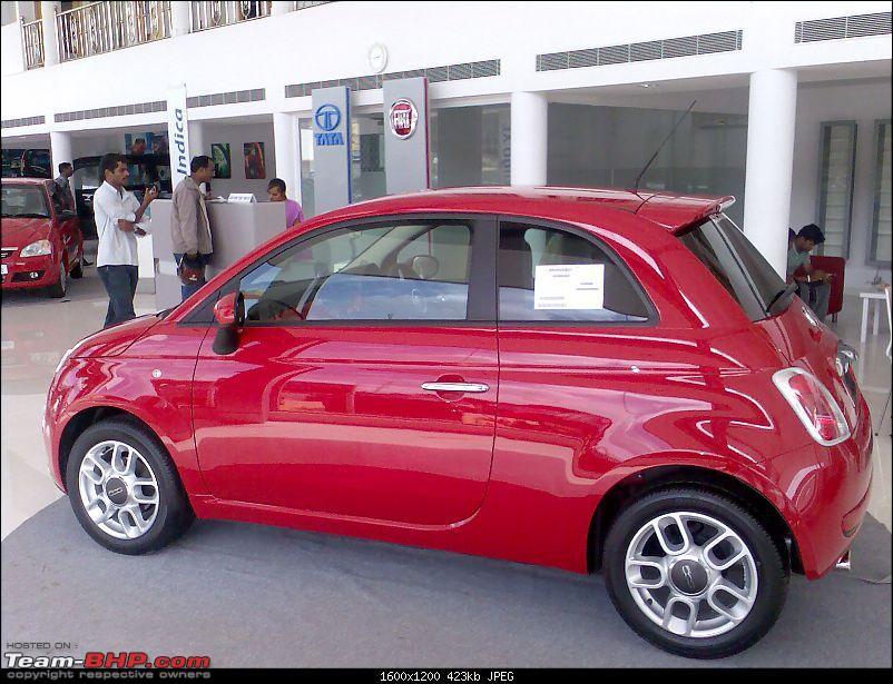 Fiat 500 Launch- 18th July - Now Launched-5002.jpg