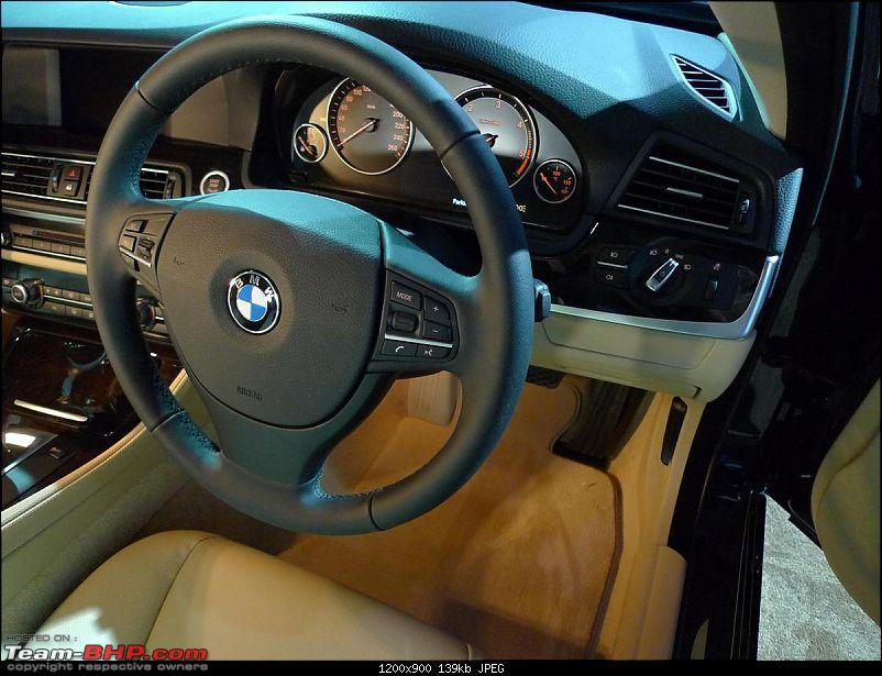 *New* BMW 5 Series (F10) Launched!-14.jpg