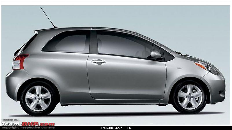 Toyota's small car for India-yaris.jpg