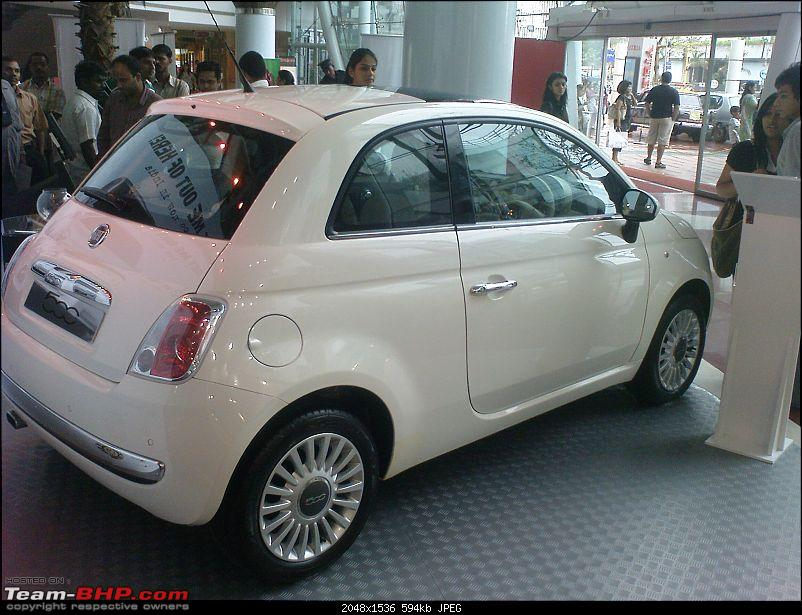 Fiat 500 Launch- 18th July - Now Launched-dsc00527.jpg