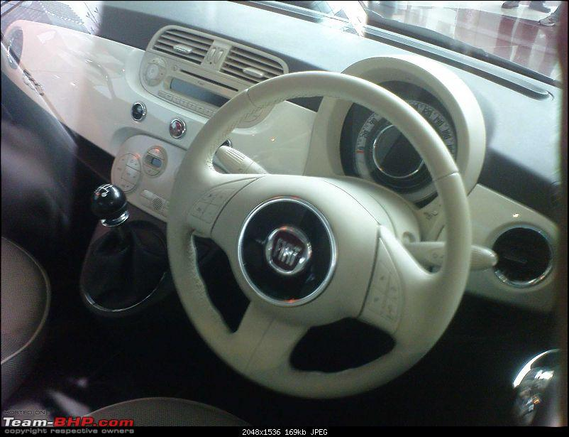 Fiat 500 Launch- 18th July - Now Launched-dsc00528.jpg