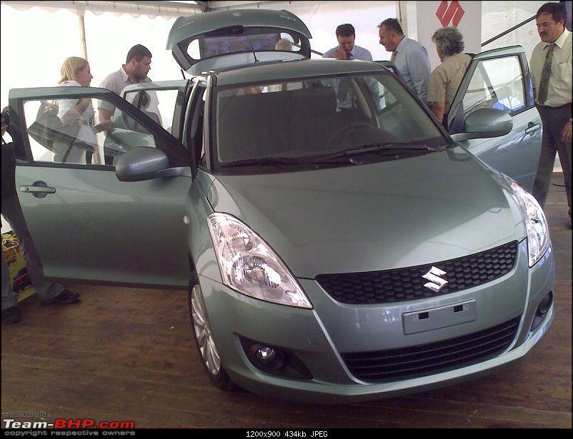 Spyshots: 2010-2011 Maruti Suzuki Swift 2. EDIT: More pics on pg 8 & pg 16!-1512875_64249fa753f0e5be6d8a385602d4ed08_xl.jpg