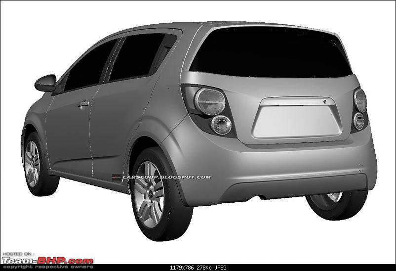 T300 Aveo UVA and Sedan official design patents-2011chevroletaveohatchback5.jpg