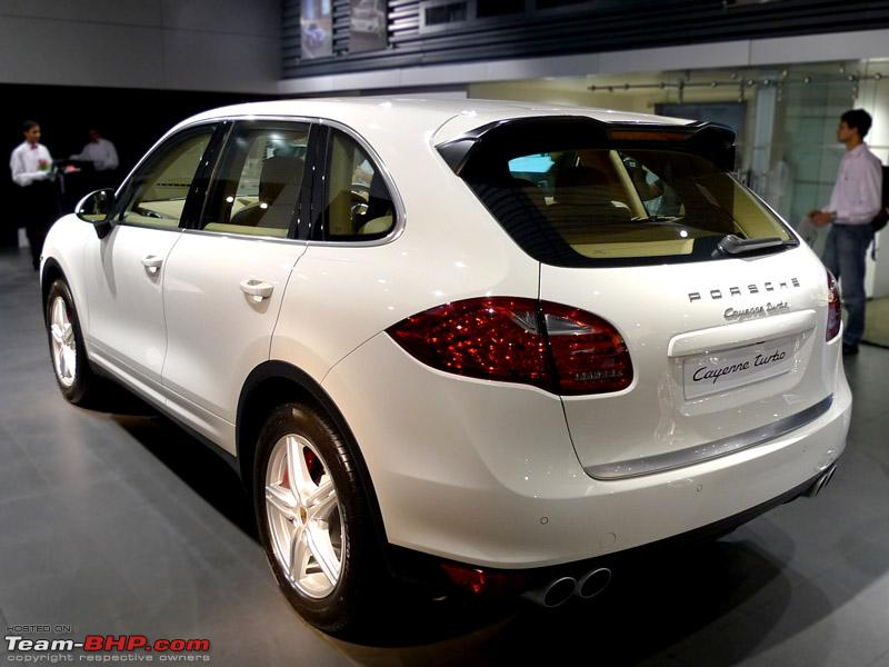 2011 Porsche Cayenne Launched In India Team Bhp