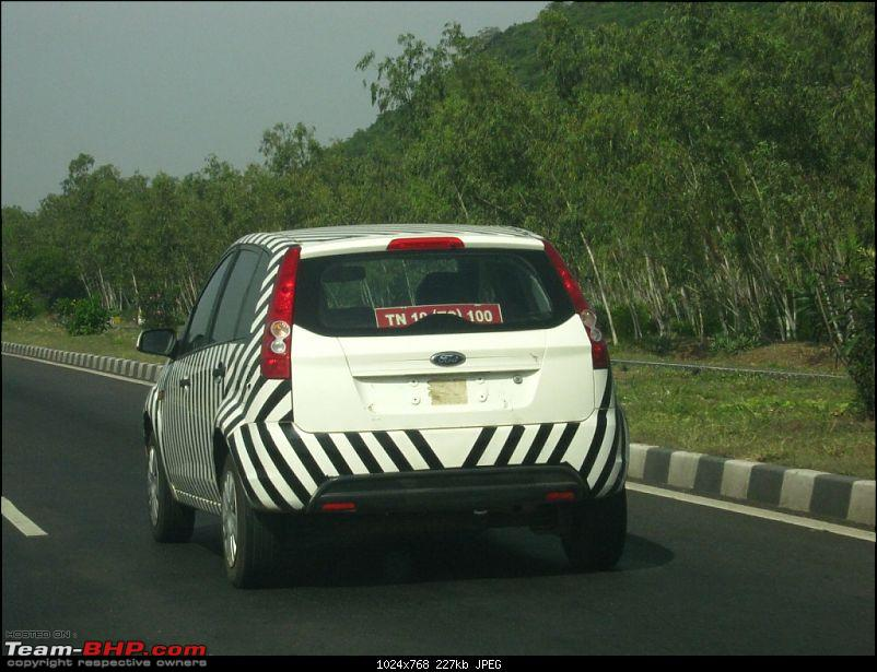 Scoop Pics : New Fiesta Hatch caught testing along with camouflaged Figo-img_3485.jpg