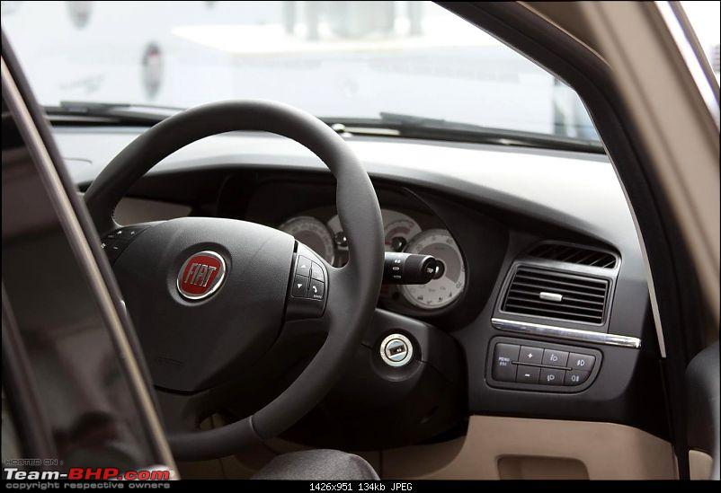 FIAT Linea T-Jet: 1.4L Turbo Petrol. EDIT: Now launched-phpipm5dwlineatjetinterior.jpg