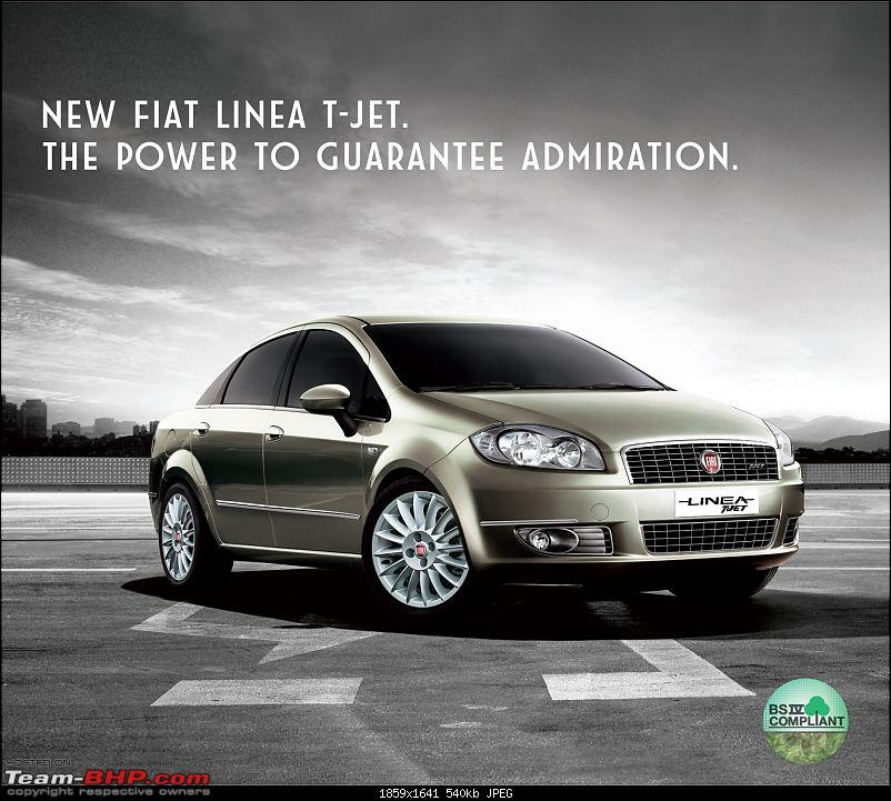 FIAT Linea T-Jet: 1.4L Turbo Petrol. EDIT: Now launched-b.jpg