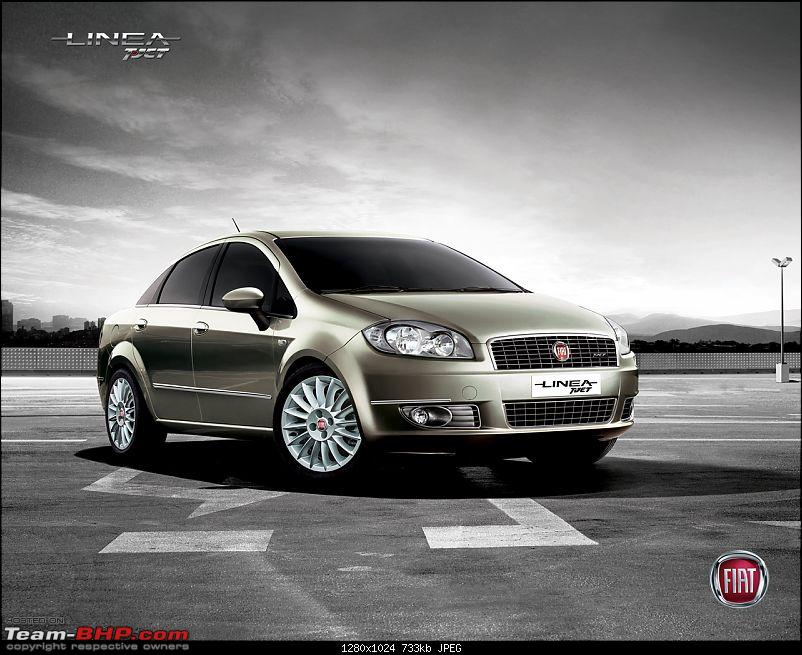 FIAT Linea T-Jet: 1.4L Turbo Petrol. EDIT: Now launched-linea_parkingsunbeam-_1280x1024.jpg