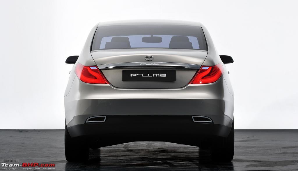 Tata Prima Luxury Sedan Page 10 Team Bhp