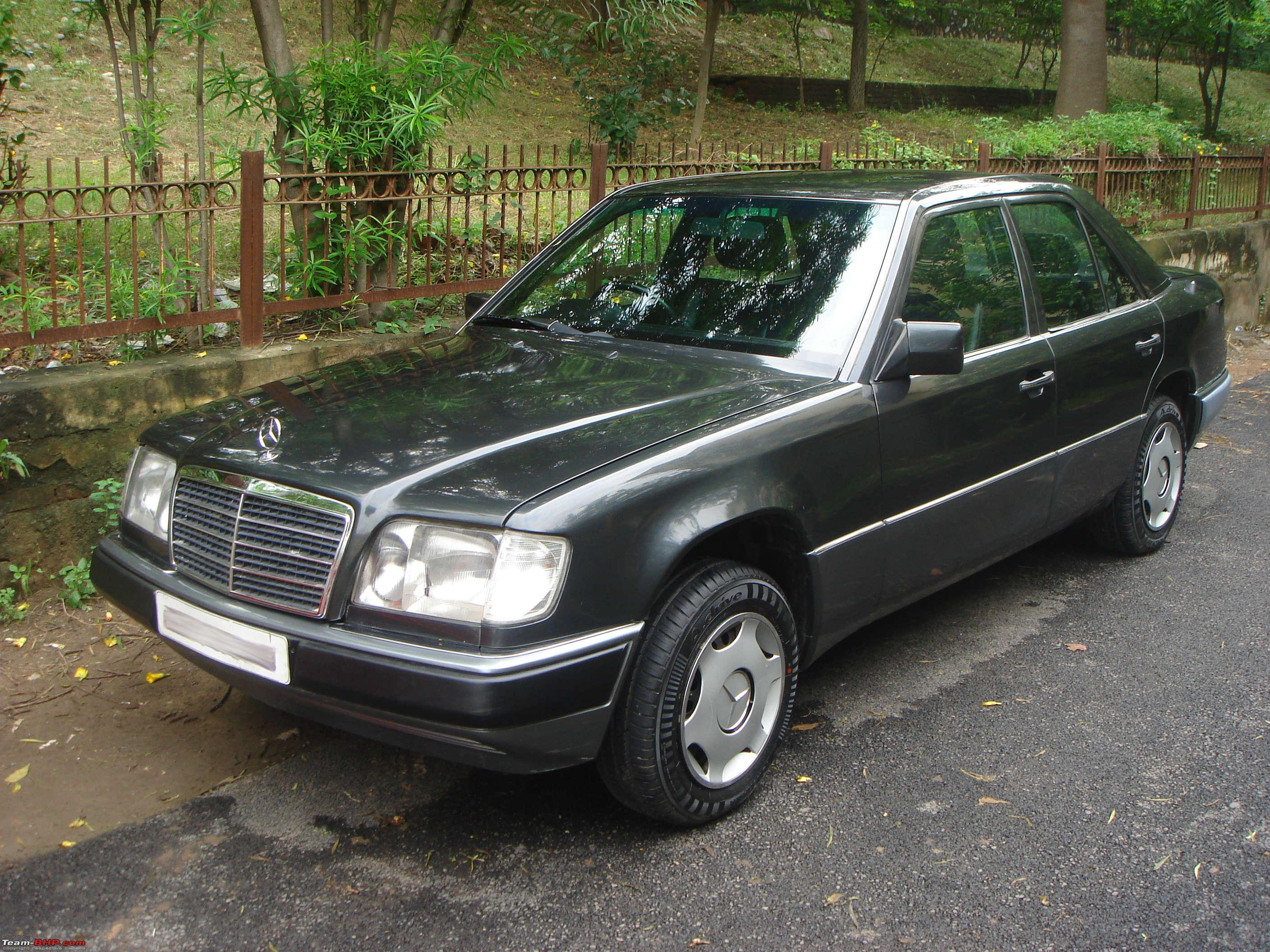 w124 mercedes e220 or e250d which would you buy page 7 team bhp. Black Bedroom Furniture Sets. Home Design Ideas