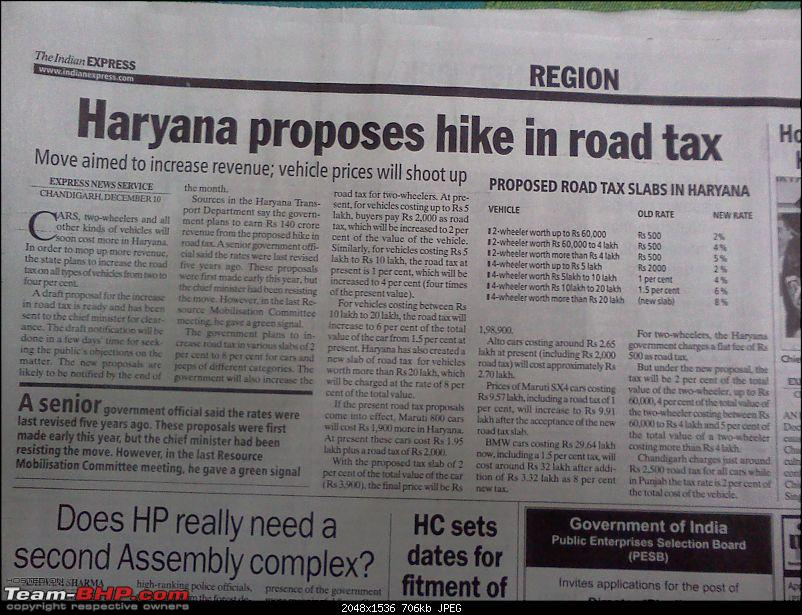 Are car registration charges in Gurgaon being revised upwards-img006.jpg
